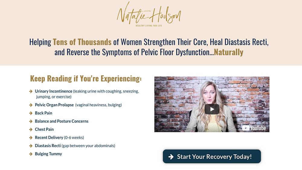 Natalie Hodson esettanulmány