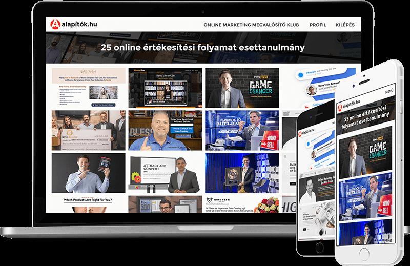 25 online értékesítési folyamat esettanulmánya